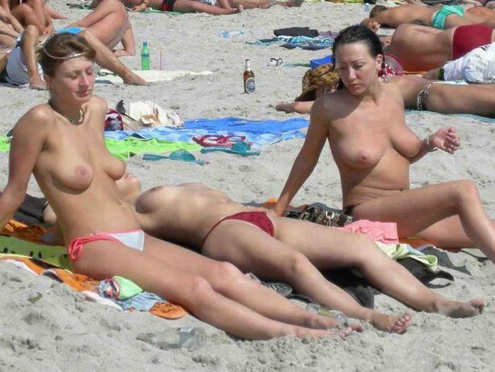 エロヌーディストビーチの