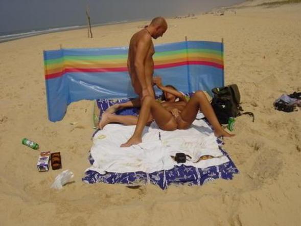 エロすぎるヌーディストビーチの話
