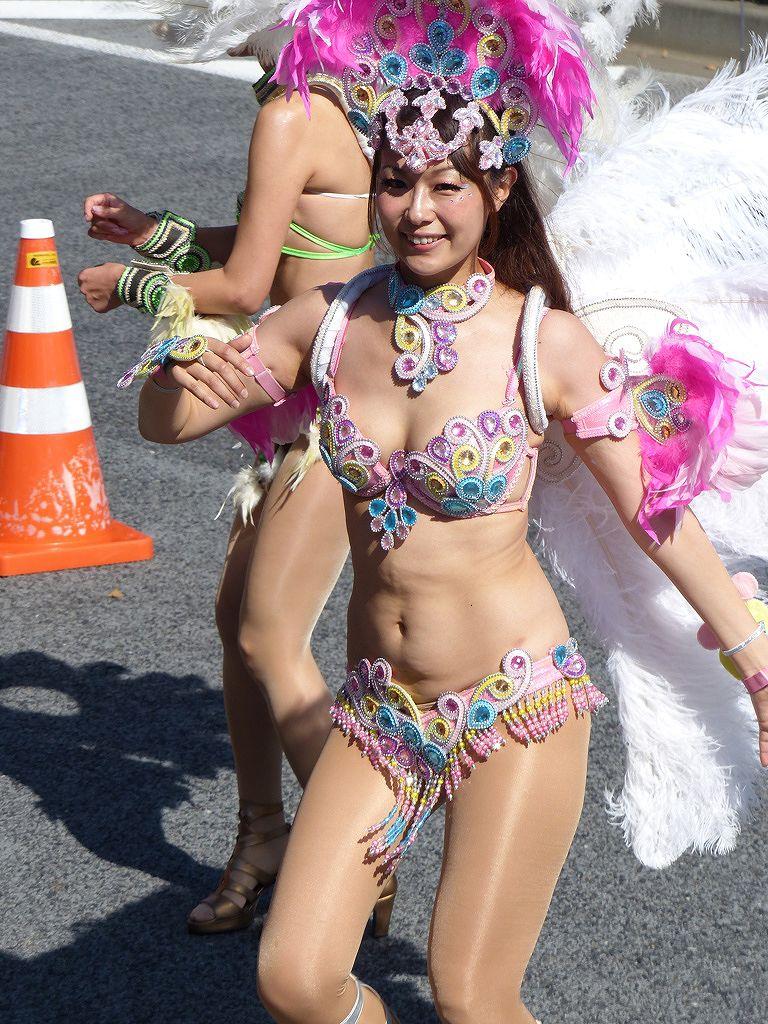 サンバカーニバルのエロ画像や放送事故のまとめ