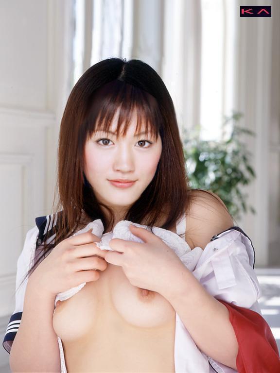 エロ綾瀬はるかのアイコラ画像