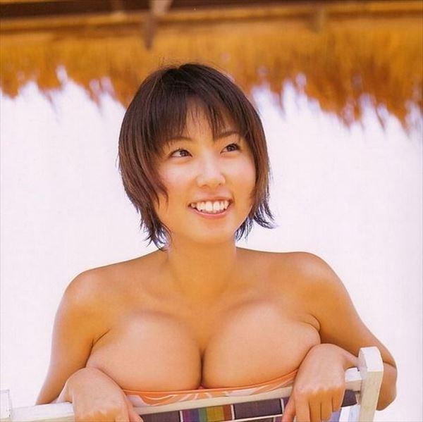 MEGUMIの放送事故お宝エロ画像