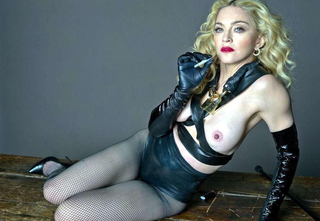 マドンナのAVアダルト画像