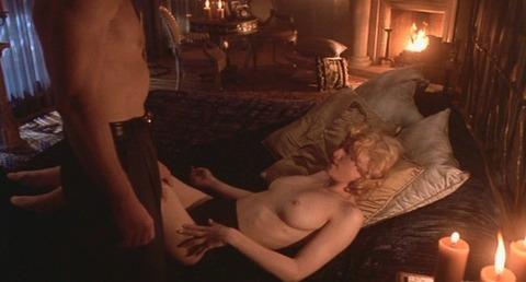 マドンナのヌード乳首エロ画像