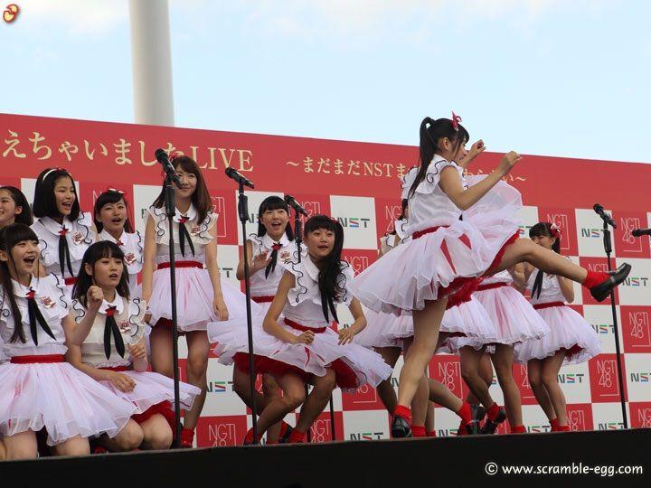 NGT48のエロおっぱい画像