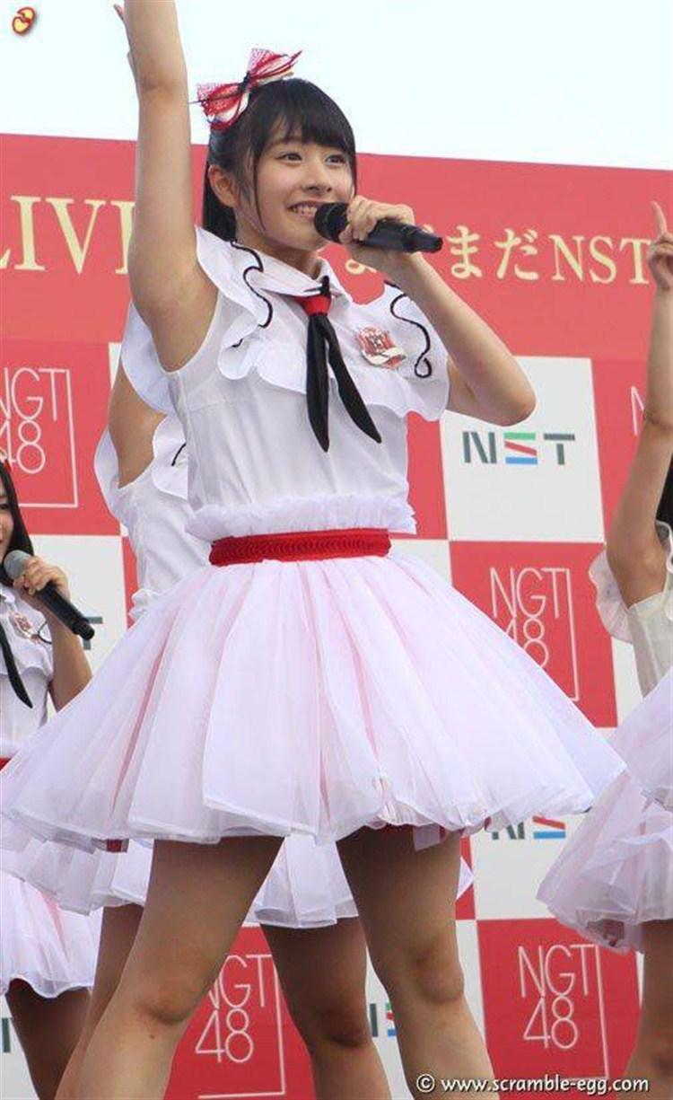 NGT48のエロヌード画像