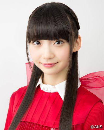 NGT48荻野由佳のパンチラ画像