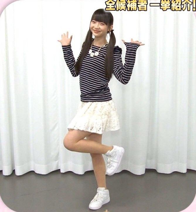 NGT48荻野由佳のエロ画像