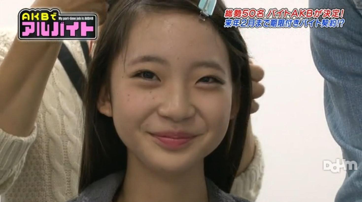 NGT48の胸チラエロ画像