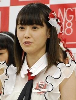 NGT48西潟茉莉奈のお宝エロ画像
