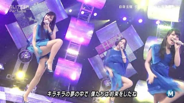 Perfumeのお宝エロ画像