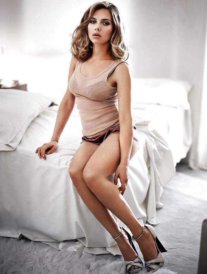 スカーレットヨハンソンのAVアダルト画像