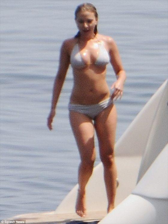 スカーレットヨハンソンのセックスエロ画像