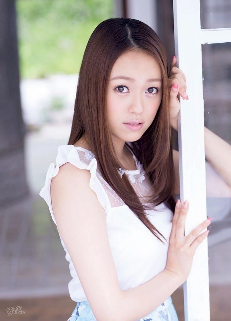 SKE48鬼頭桃菜のAV女優エロ画像