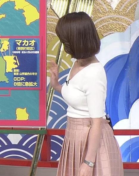 秋元玲奈の隠し撮りおっぱい画像