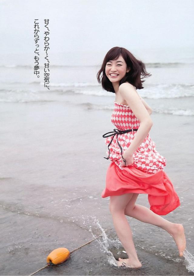 新井恵理那のAVエロ画像