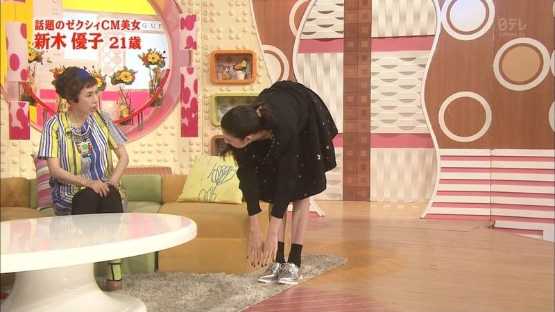 新木優子のお宝エロ画像