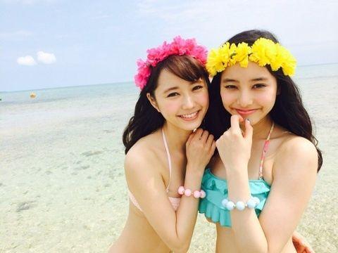 新木優子のパンチラ画像