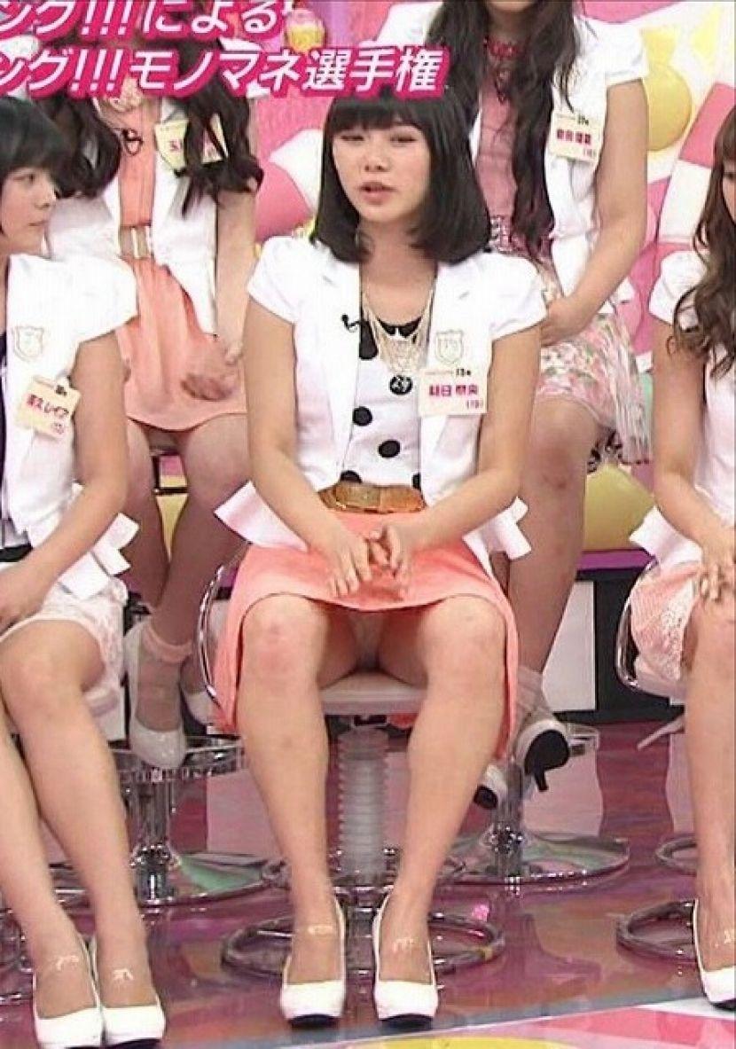 朝日奈央のおっぱいエロ画像