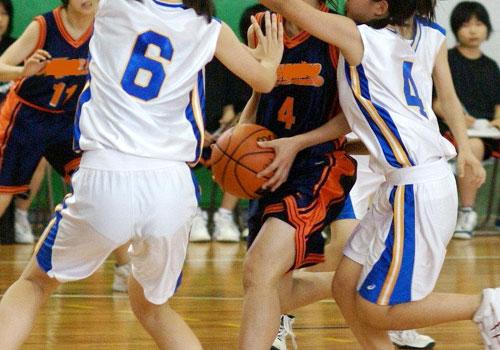 バスケのエロ画像