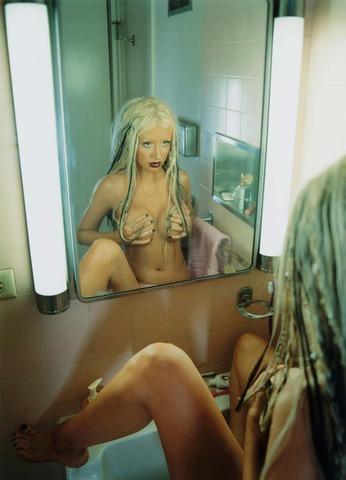 クリスティーナ・アギレラのお宝エロ画像