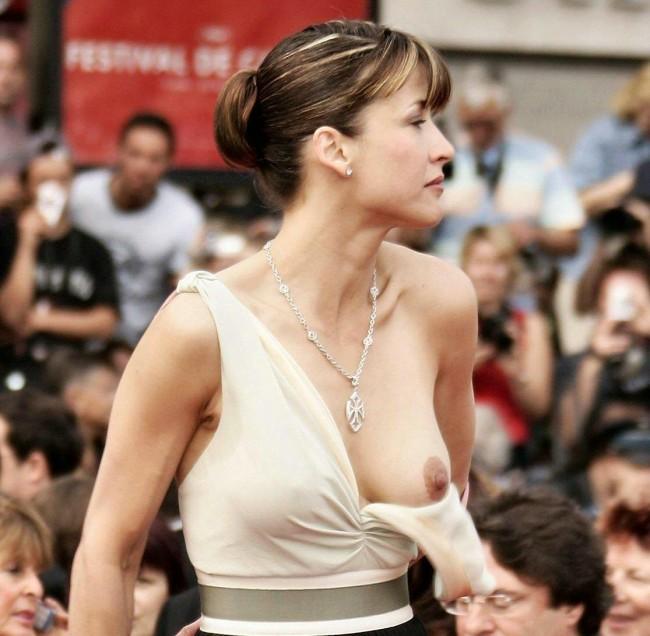 海外セレブ・ハリウッド女優のお宝な放送事故