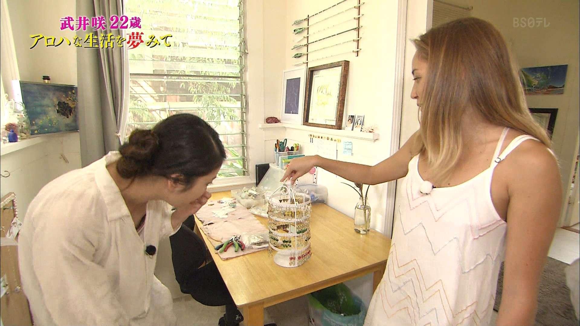 武井咲の乳首ポロリのエロ動画まとめ