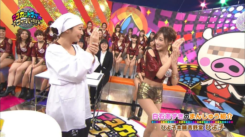 恵比寿マスカッツの放送事故お宝エロ画像
