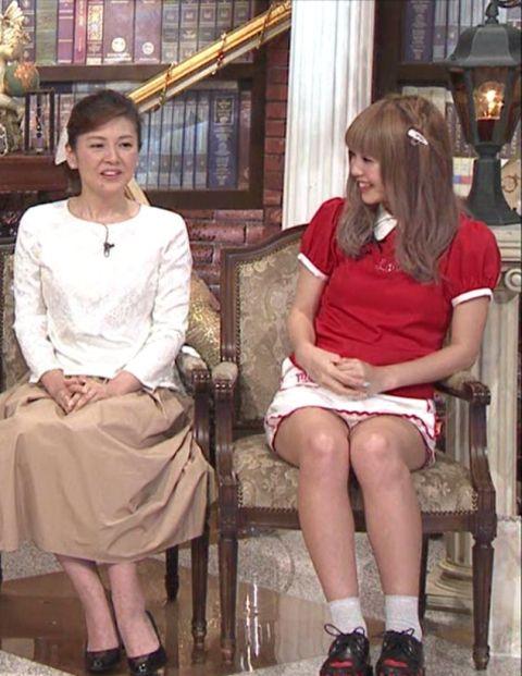 藤田ニコルのセクシー水着エロ画像が放送事故