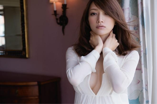 後藤真希のセクシー水着エロ画像が放送事故