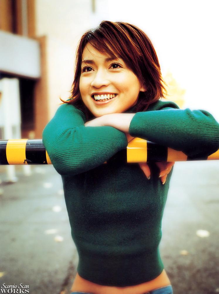 長谷川京子のエロおっぱい画像