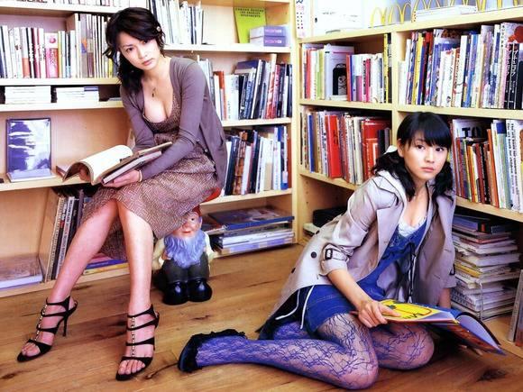 長谷川京子のAVエロ画像