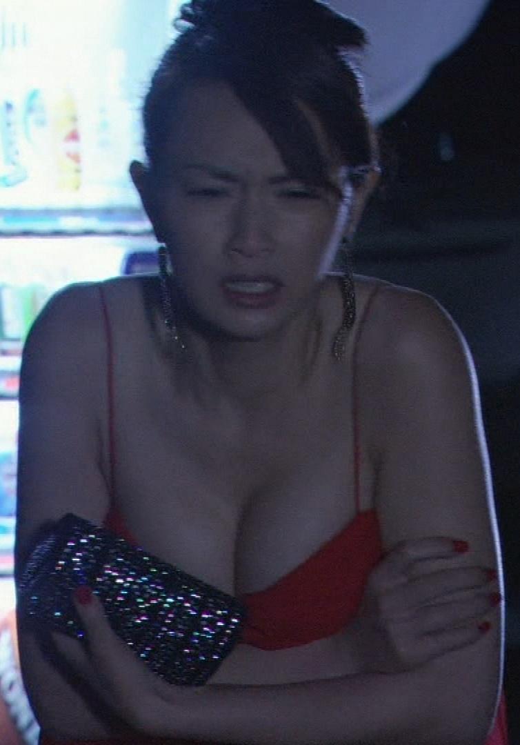 長谷川京子のお宝な放送事故