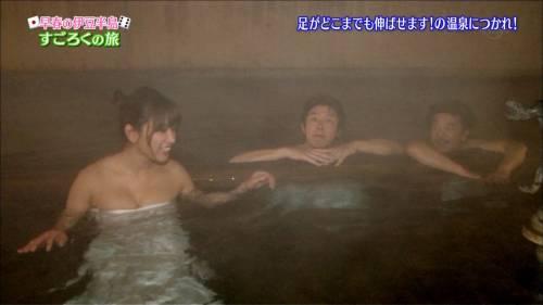 久松郁実モロにパンチラや放送事故画像