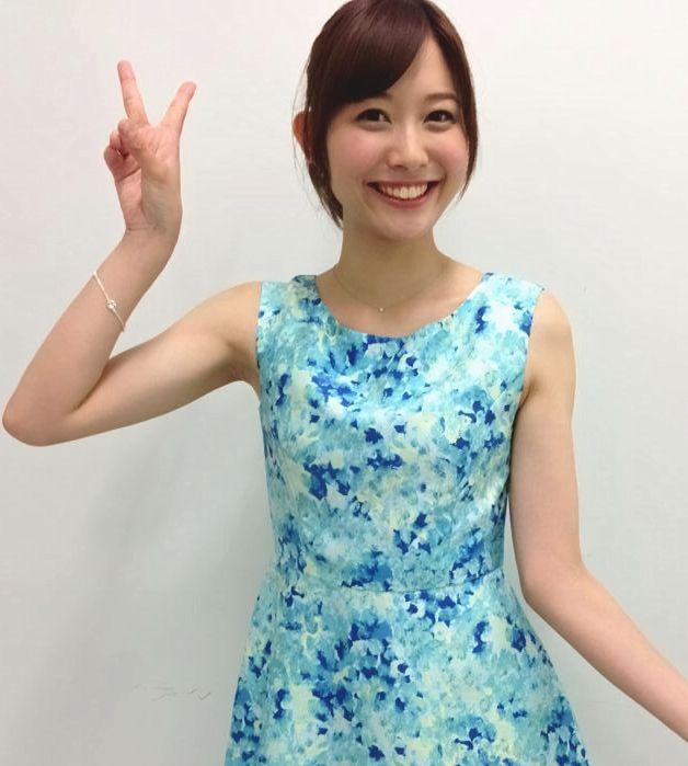 久冨慶子の巨乳で胸チラエロ画像