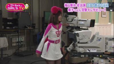 久冨慶子モロにマンスジやハミマンエロGIF画像
