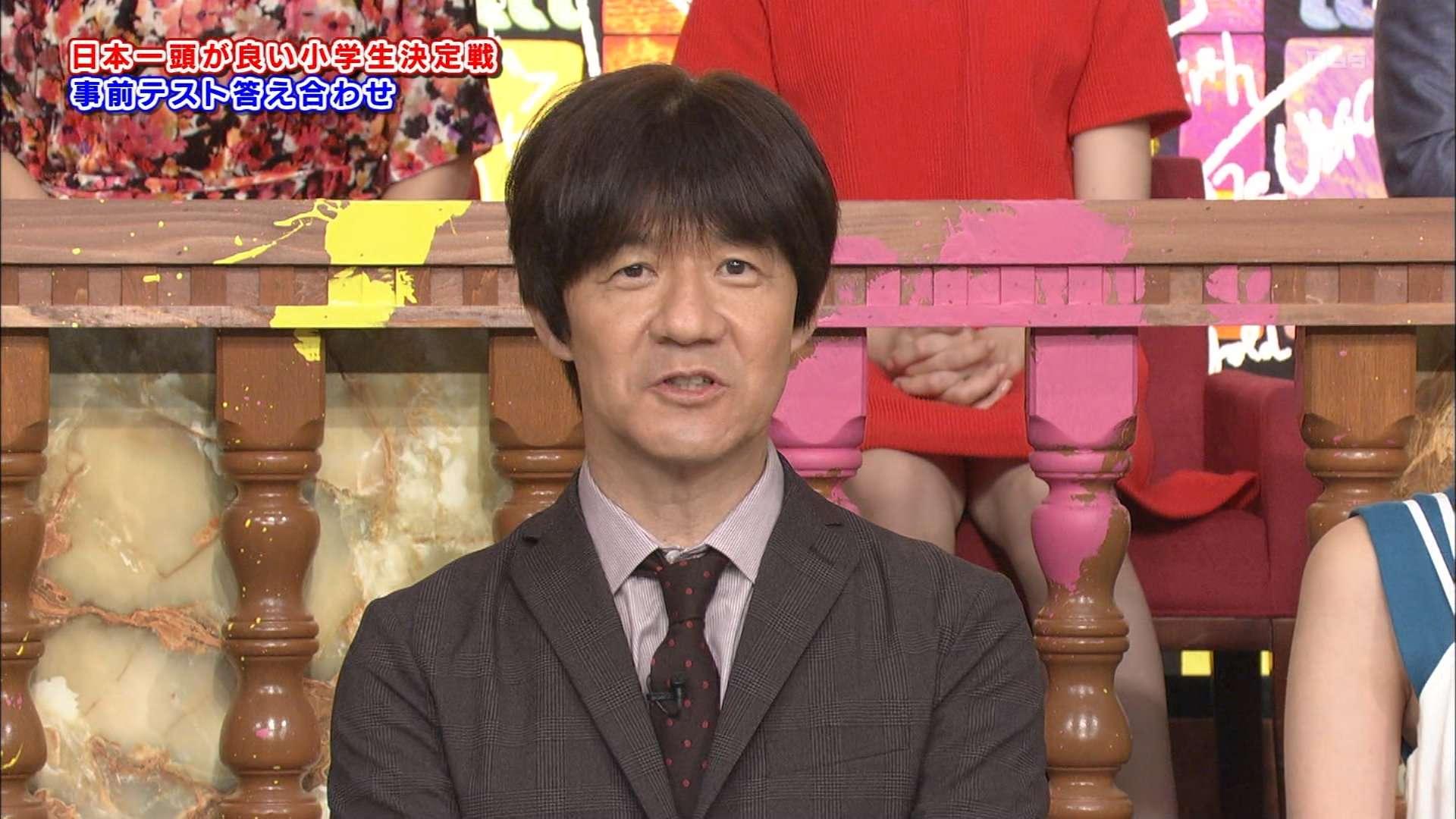 本田望結モロにパンチラや放送事故画像