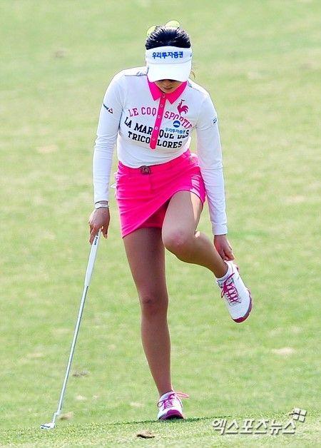 アンシネ女子ゴルフのマンスジパンモロ画像