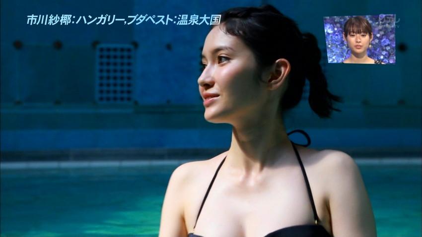 市川紗椰のセクシーエロ画像