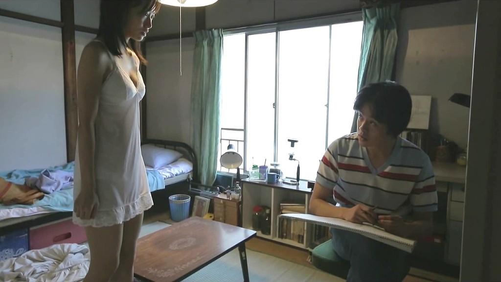 市川由衣のセックスエロ画像