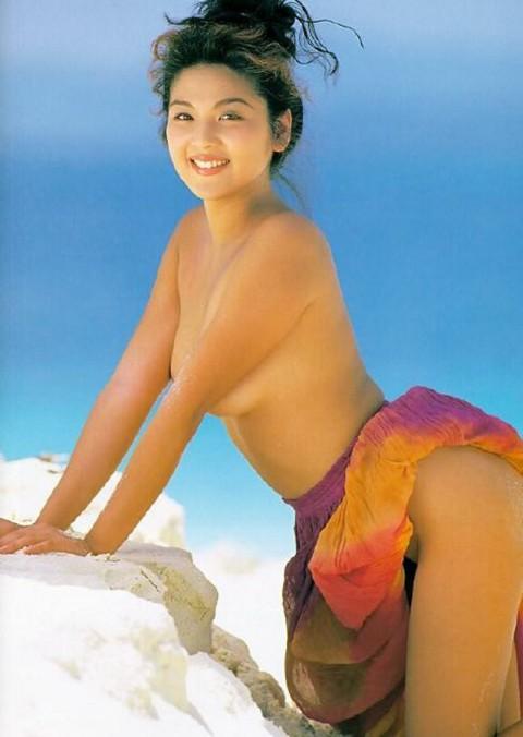 飯島直子のお宝ヌードエロ画像