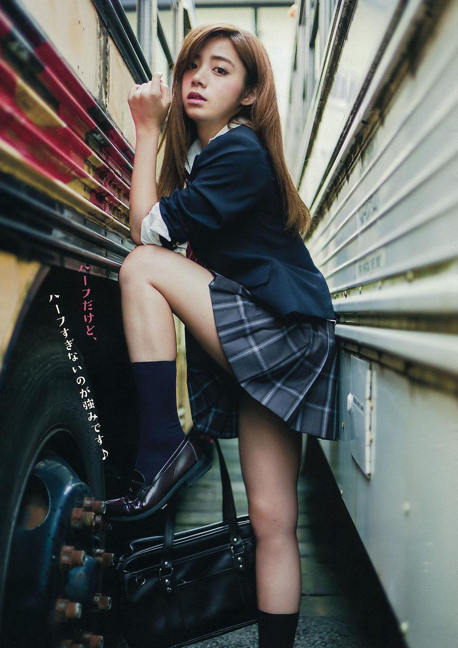 池田エライザのお宝エロ画像