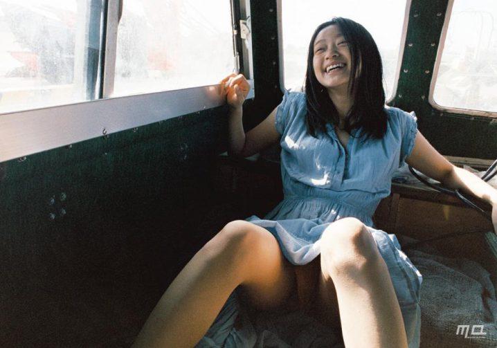 池脇千鶴のエロおっぱい画像