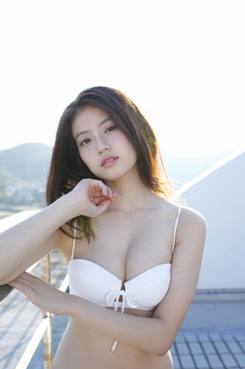 今田美桜の放送事故お宝エロ画像