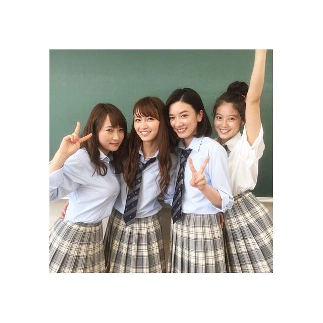 今田美桜のエロ画像