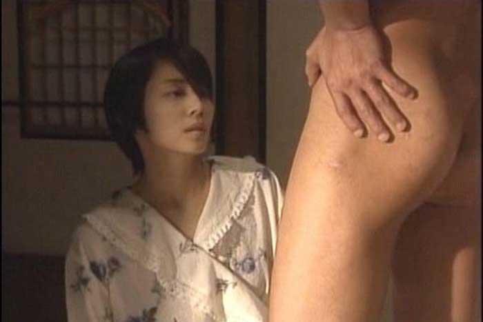 石田ゆり子のエロGIFでマンコエロ