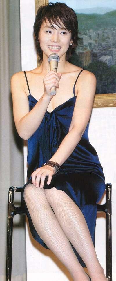 石田ゆり子のお宝エロ画像