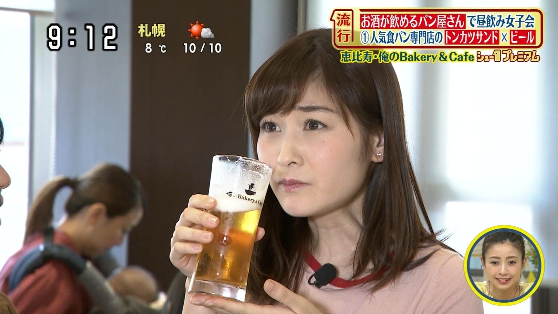 岩田絵里奈の巨乳で胸チラエロ画像