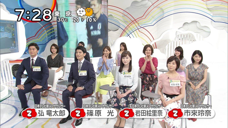 岩田絵里奈の放送事故お宝エロ画像