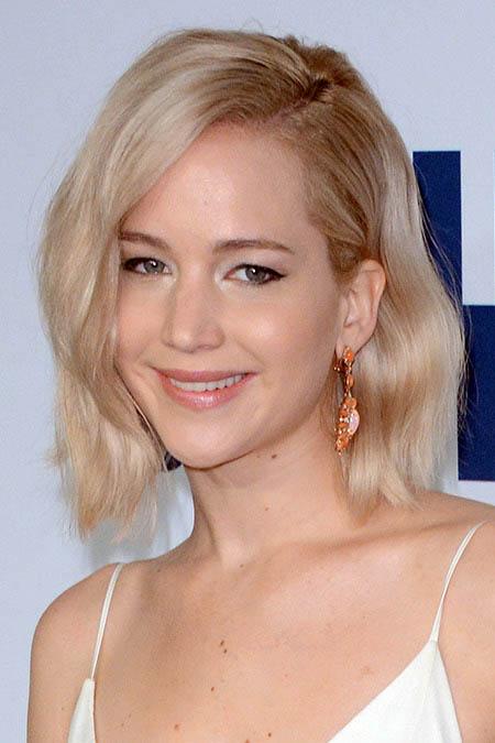 ジェニファーローレンスのヌード乳首エロ画像