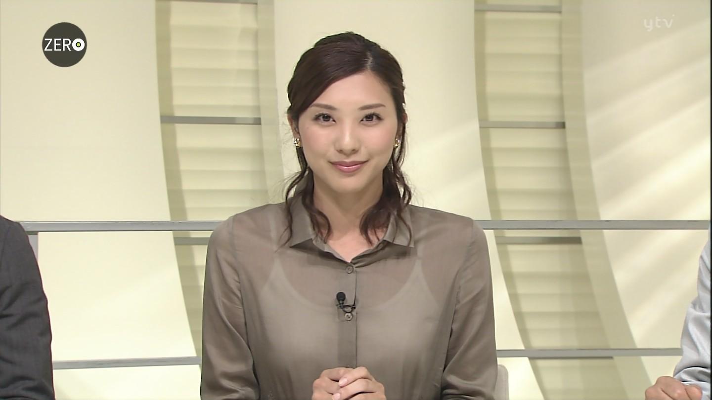 女子アナ山岸舞彩の無修正アイコラセックスエロ画像